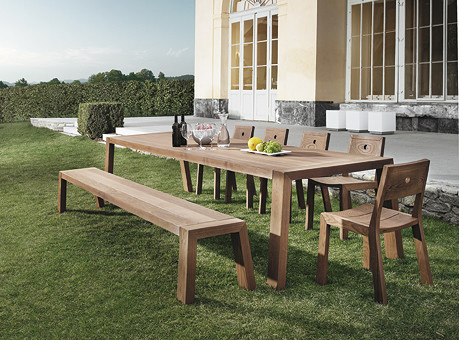 outdoor dining table 02475 modern-patio BDAEKWD