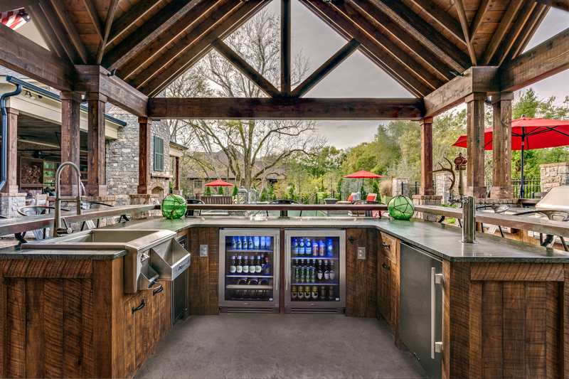 outdoor kitchens for nashville, brentwood and franklin area and beyond KLNBTMB