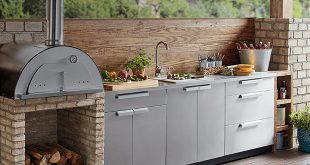 outdoor kitchens outdoor kitchen cabinets DSLAUST