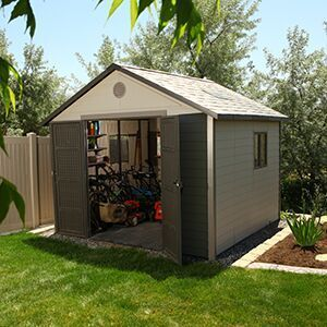 outdoor storage shed building AGCEKVP