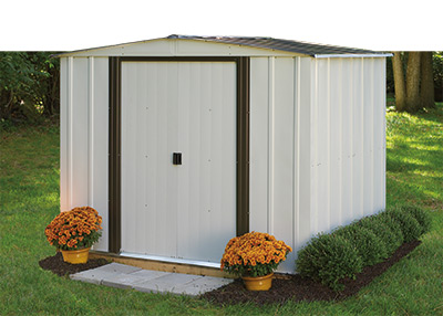 outdoor storage shed metal sheds AQXFYWT