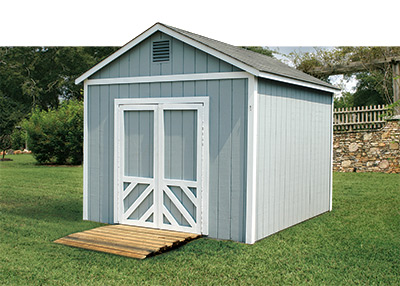 outdoor storage shed wood sheds AMJKAXI