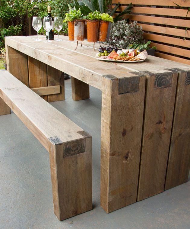 outdoor tables http://teds-woodworking.digimkts.com/ make it yourself outdoor table andu2026 SBKJCUM