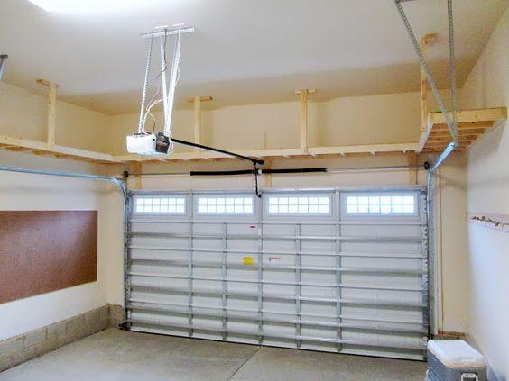 overhead garage storage overhead garage organization - google search: LYAUFUL