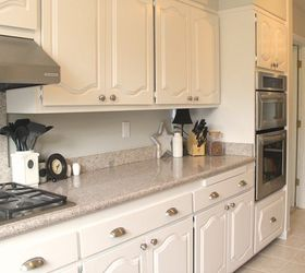 painted kitchen cabinets my new favorite way to paint kitchen cabinets MPFUVBJ