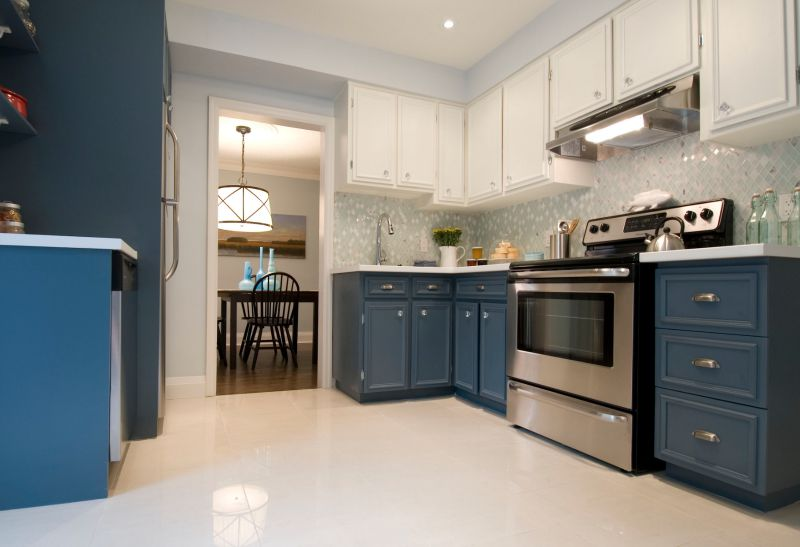 painted kitchen cabinets painted kitchen RBWQITQ