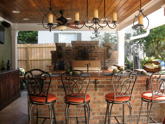 patio bar design ideas 12 fascinating outdoor bar design ideas BHJYENT