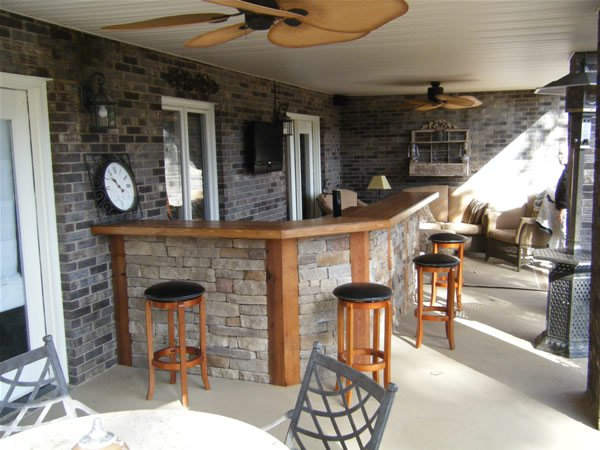 patio bar design ideas 12 fascinating outdoor bar design ideas HDBWGHX