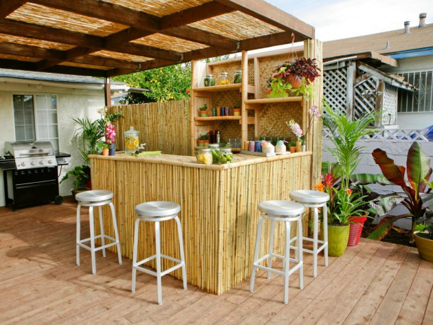 patio bar design ideas 12 fascinating outdoor bar design ideas WCTOBZR