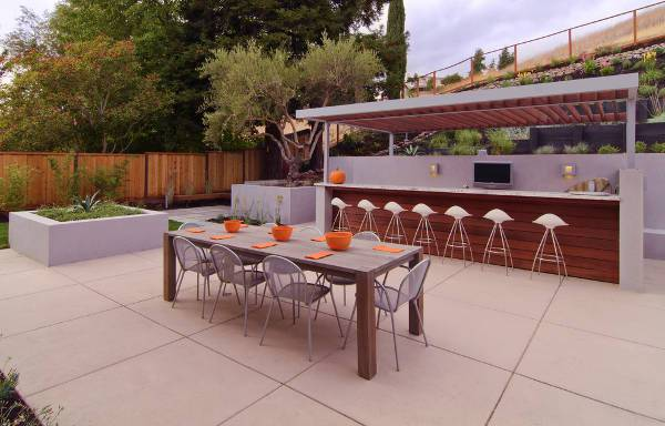 patio bar design ideas contemporary modern outdoor bar TUZXLMQ