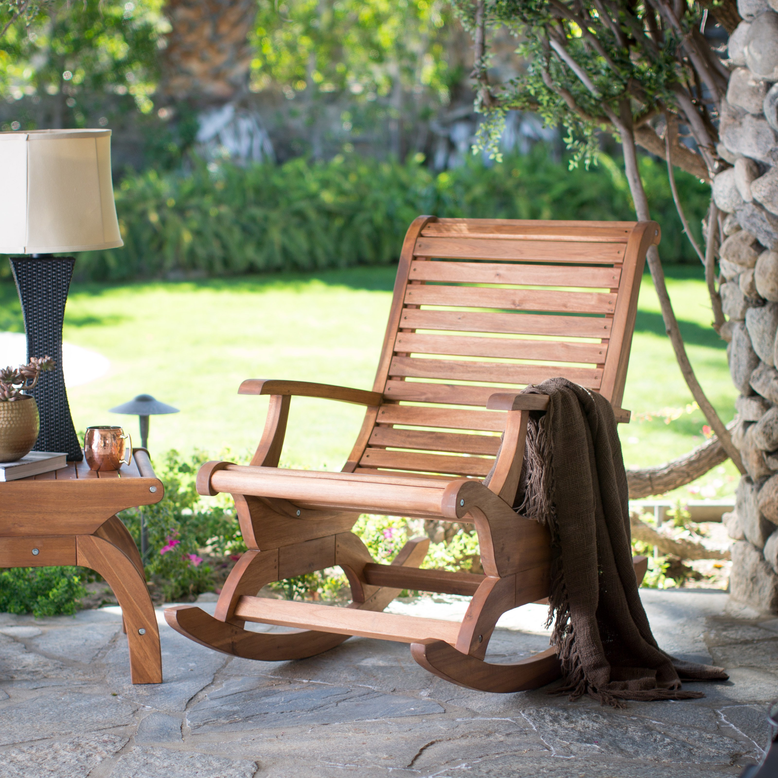 Patio Chairs for Some Relaxed Moments Outside