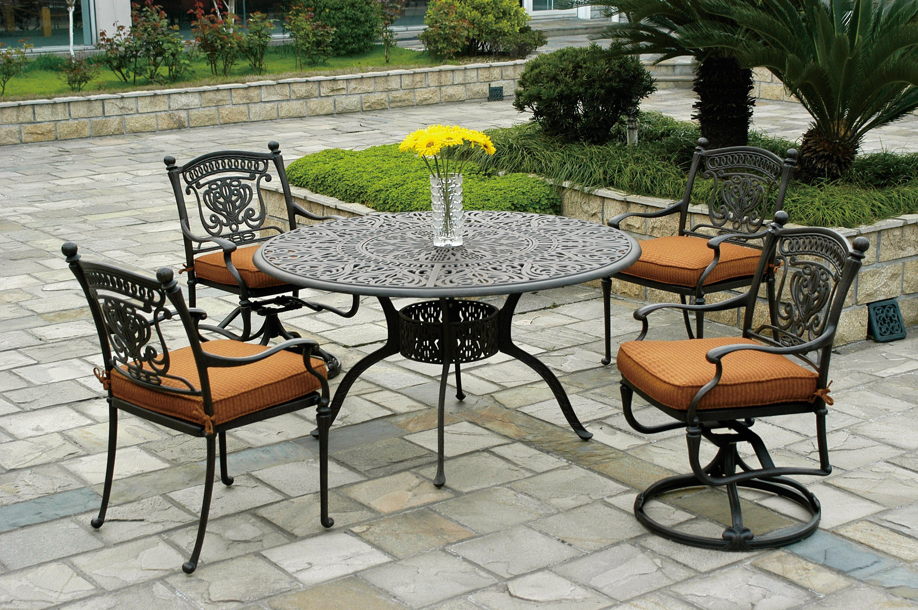 patio table and chairs patio chairs and table chairs best round UNGMVPW