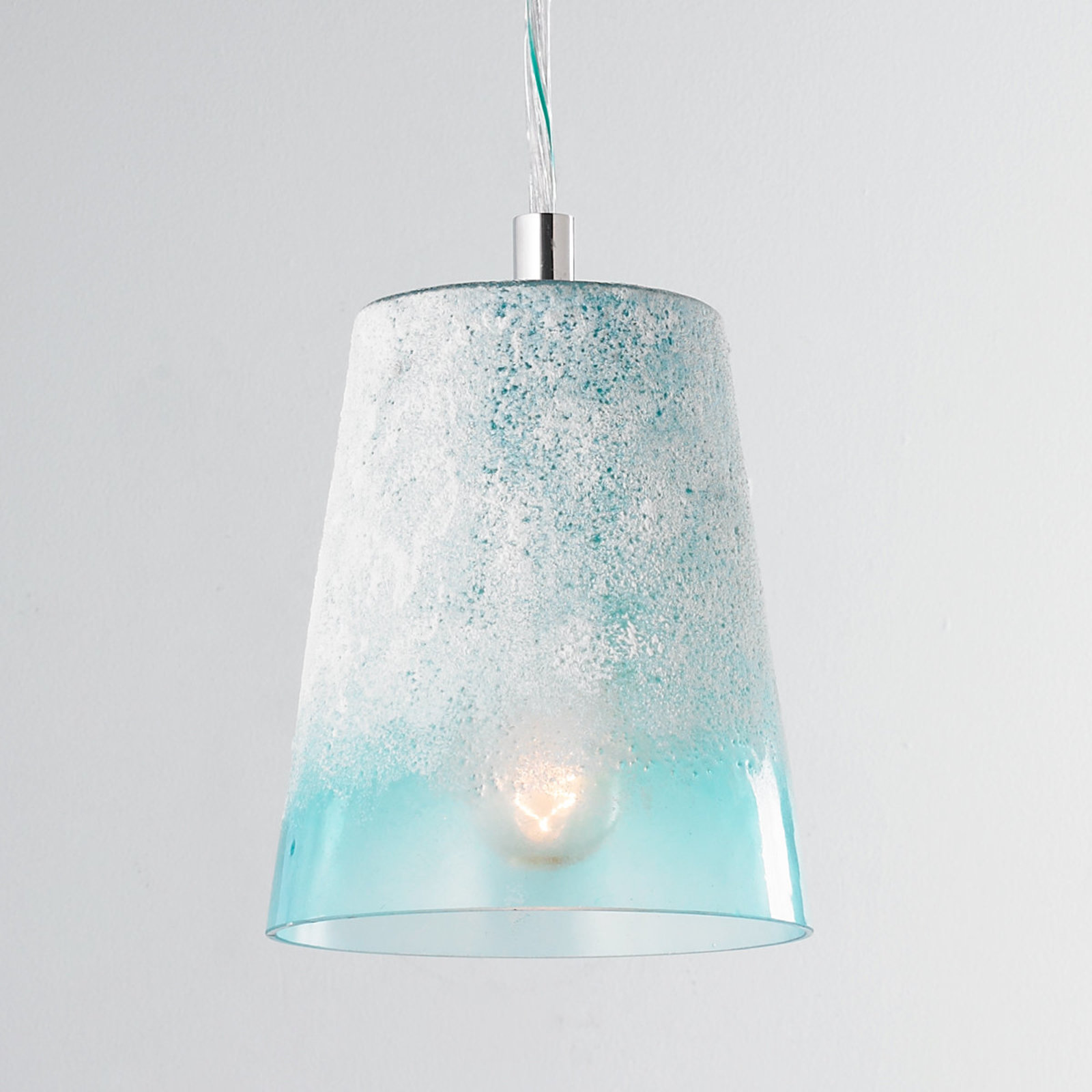 pendant light shades sand frost glass pendant light aqua XMUDUHP