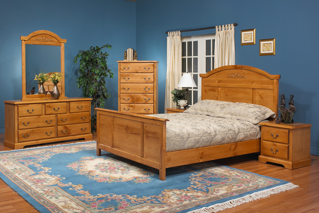 pine bedroom furniture set pine bedroom furniture photo - 1 GSCDBYP