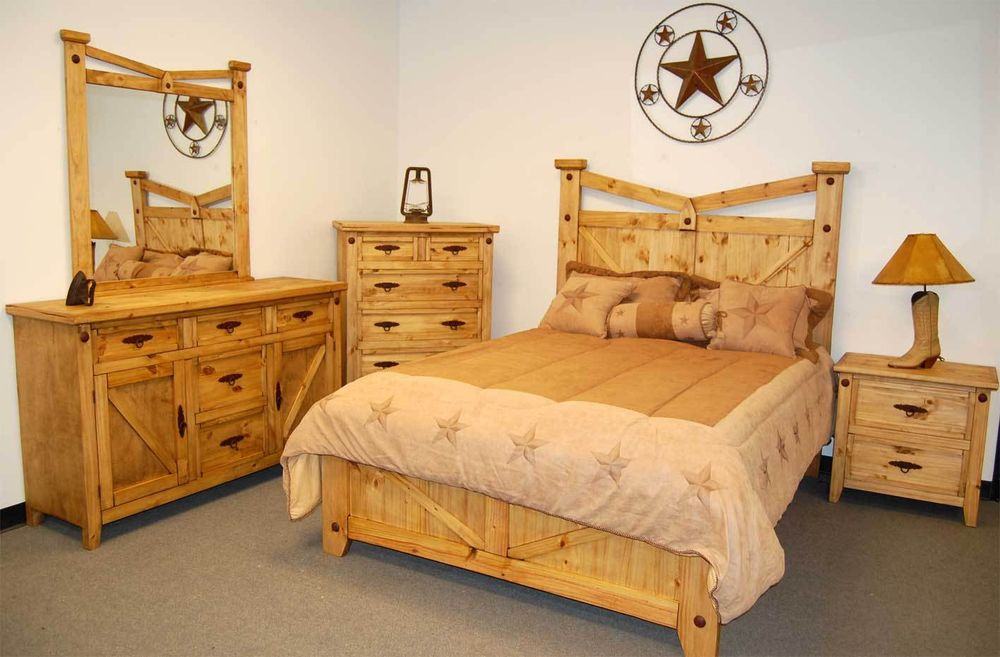 pine bedroom furniture set rustic pine bedroom furniture TDJMGKF