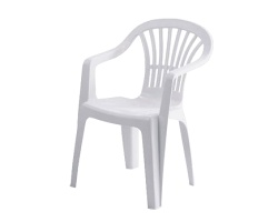 plastic garden chairs white-plastic-patio-furniture CHDBHTA