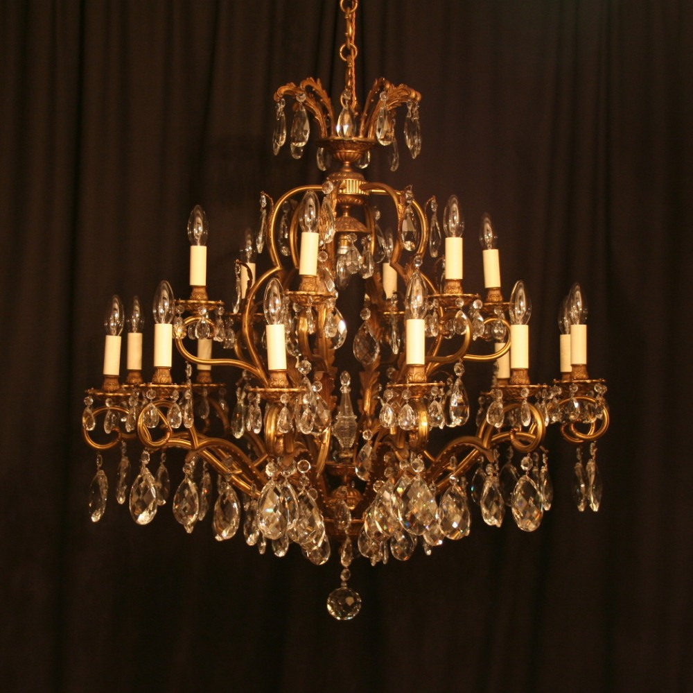 popular antique chandeliers EQXPJTL