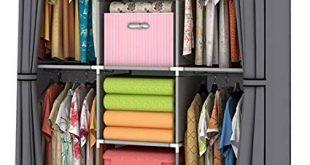 portable closet youud wardrobe storage closet clothes portable wardrobe storage closet  portable VQFLGHC