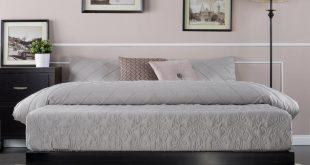 queen bed frame zinus platform 2000 queen metal bed frame FIUQZJI
