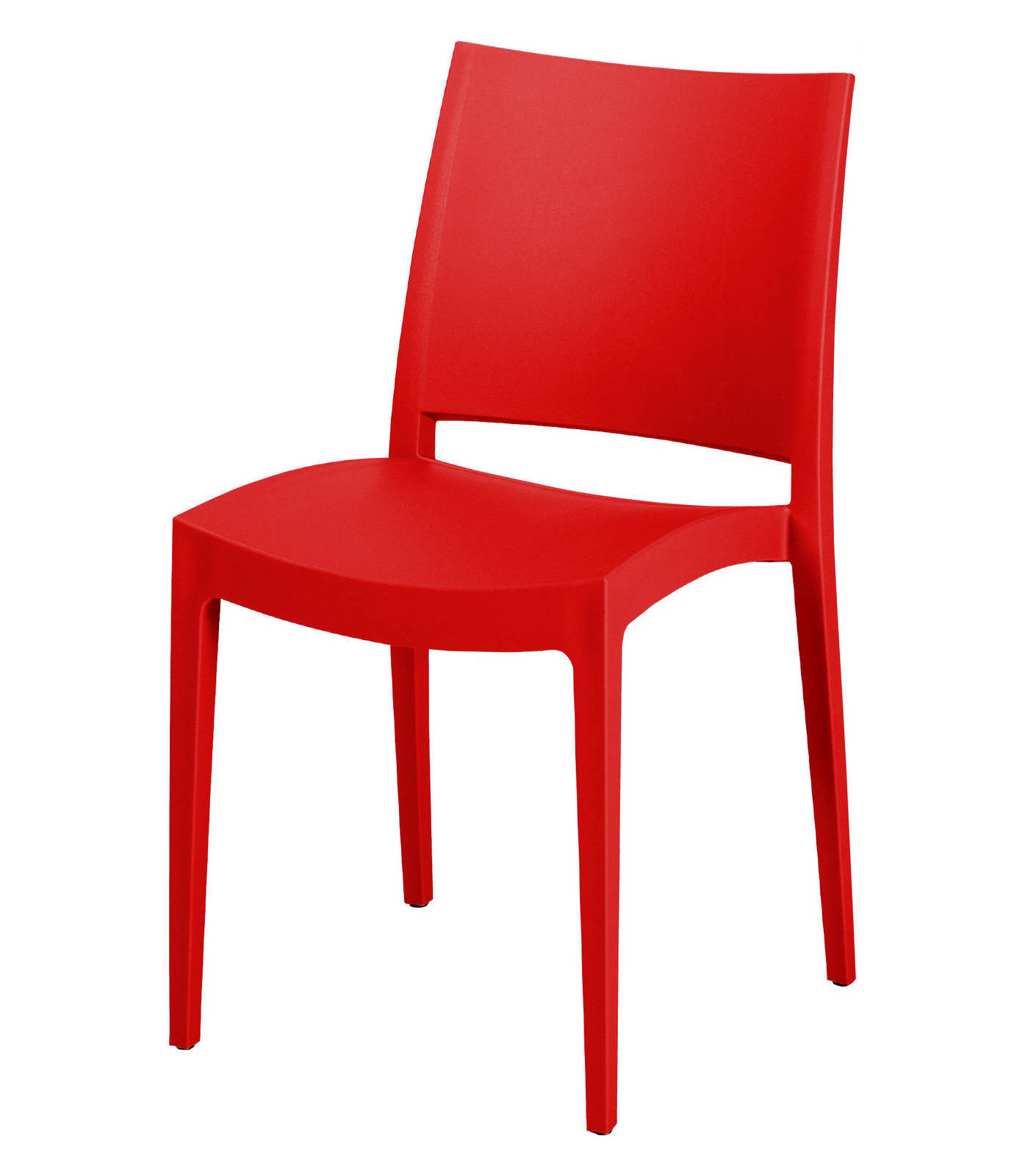 red chair group outdoor chair red chair cafered chair high end LBCLICK