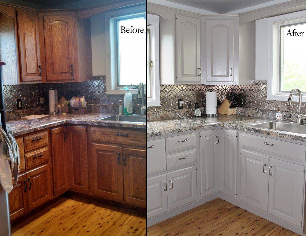 refinish oak kitchen cabinets - http://www.indiworldweb.com/refinish-oak- kitchen-cabinets/ SNTBJAN