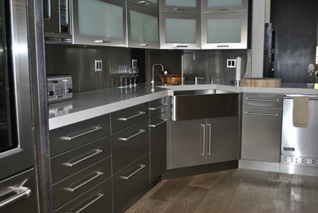 remarkable stainless steel kitchen cabinets beautiful home design plans  with THFBKBG