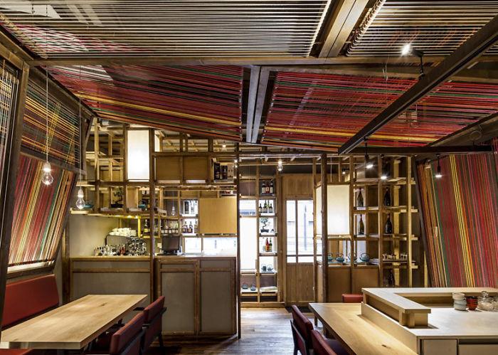 restaurant interior design amazing-restaurant-bar-interior-design-40 RKNPGIP