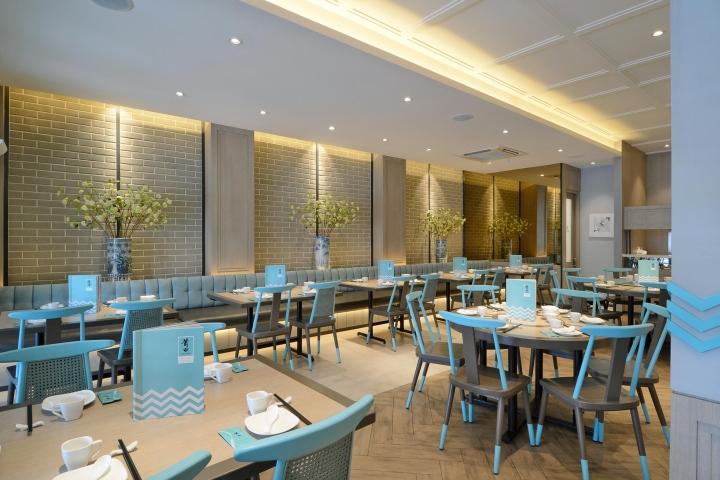 restaurant interior design putien restaurant by metaphor interior, jakarta - indonesia MKKAYBS
