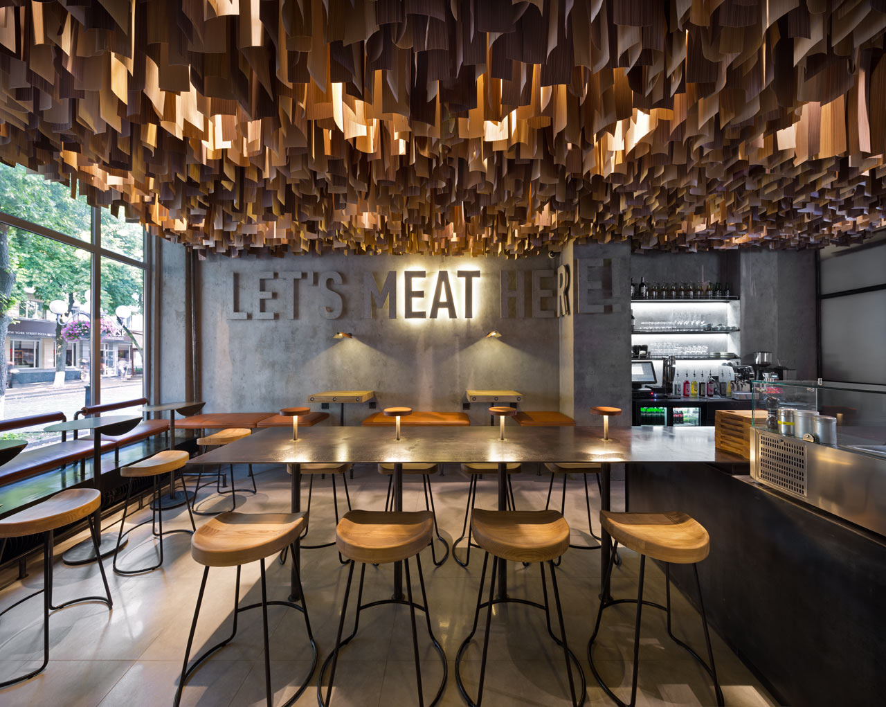 restaurant interior design shade burger restaurant branding u0026 interior design FAYSTIP