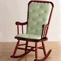rocking chair cushions heavenly soft adult rocking chair cushion GUPILOM