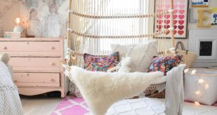 rooms decor dreamy kids retreat, courtesy of nesting with grace | double hanging LYEMWPX