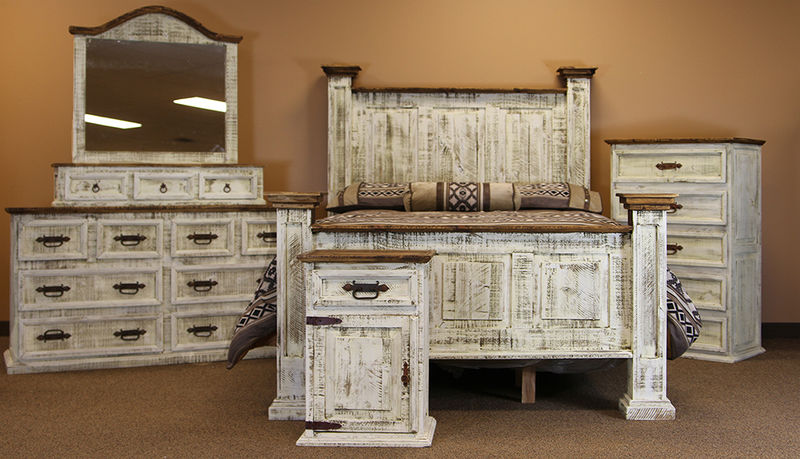 rustic bedroom furniture white washed rustic bedroom set QKOPDOF