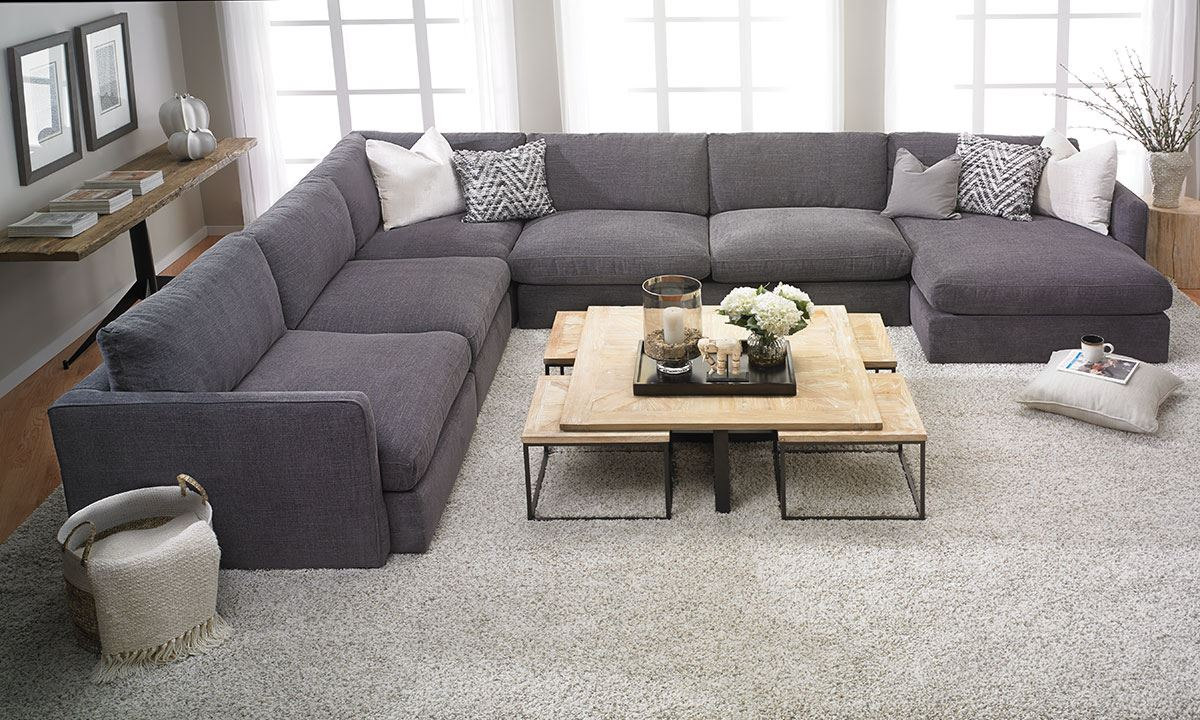 sectional sofa picture of lincoln park handmade modular sectional POWYGVT