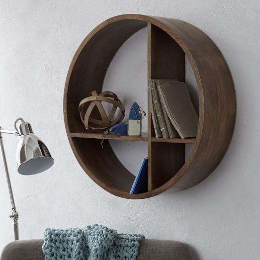 shape wall shelf TIPHWGH
