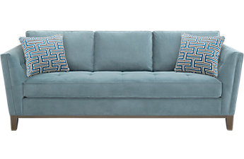 sleeper sofas cindy crawford home park boulevard ocean sleeper LTSTIMQ