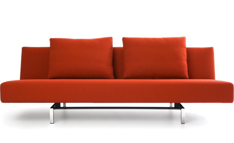 sleeper sofas sleeper sofa with 2 cushions ZTPTJWD