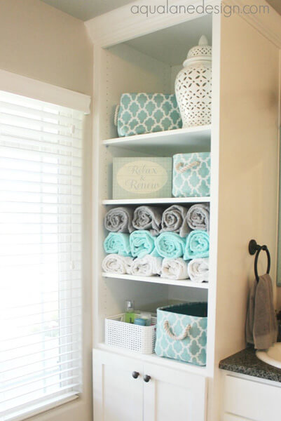 small bathroom decorating ideas bathroom decoration idea by aqua lane designs - shutterfly MCATEXB