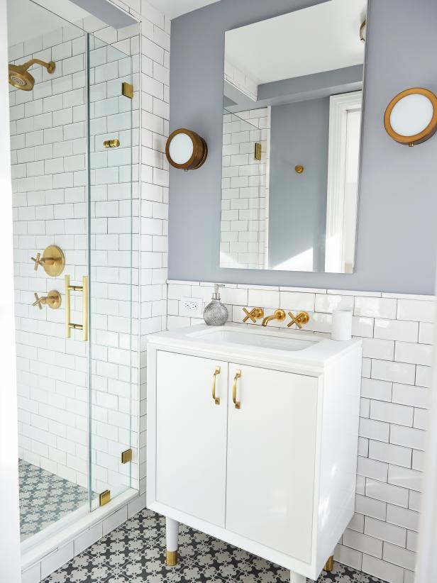 small bathroom decorating ideas powered by:wayfair.com. small bathrooms ... HQCFUPD