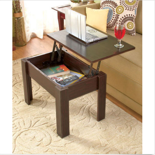 small coffee table with storage EZDRYGG