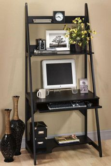small computer desk ladder computer desk for the office? WJFDWRA