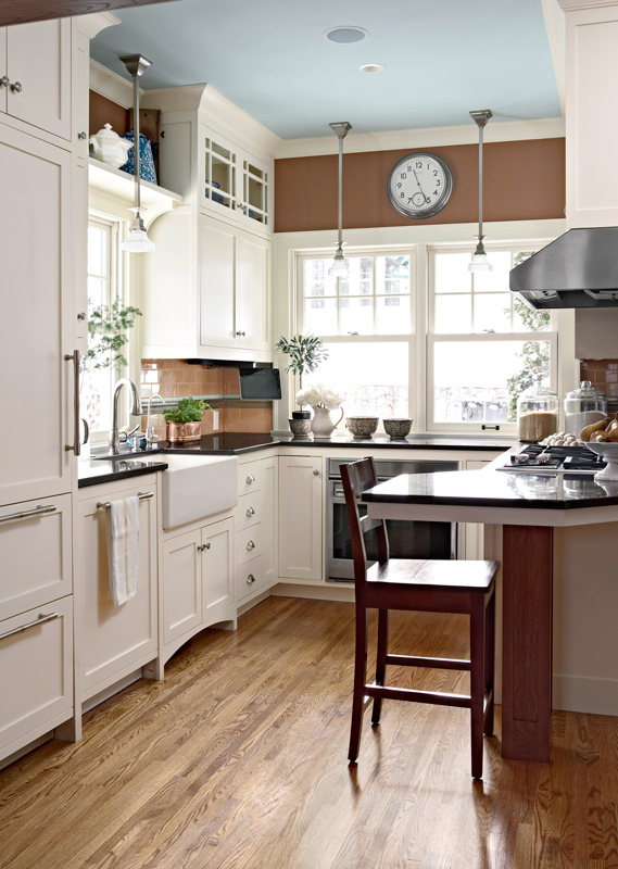 small kitchen storage + enlarge YDKMFPL