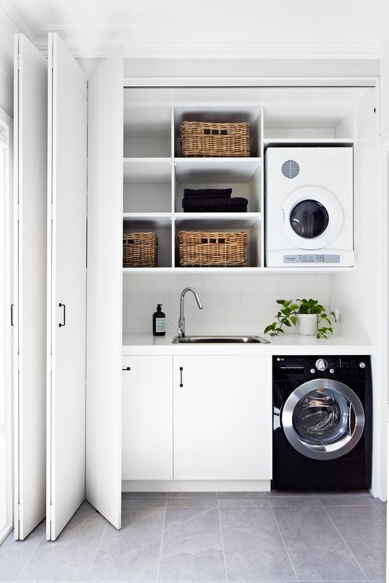 small laundry room ideas 1.g AOFRCWX