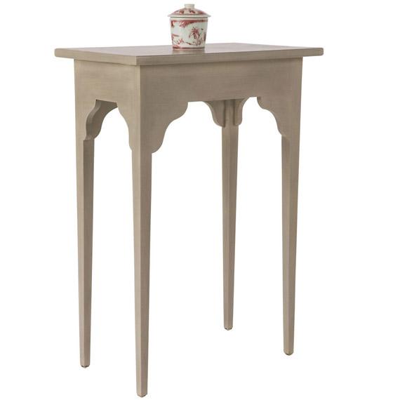 small side table ... ashurst sofa side table, small - cream/natural ... VQSMKYO
