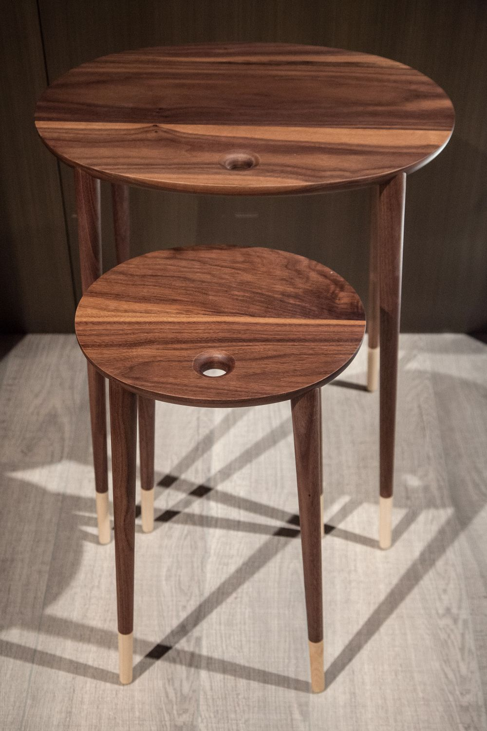 small side table view in gallery JMTTDCS
