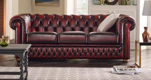 sofa chesterfield chesterfield 3 seater sofa LOWROWA