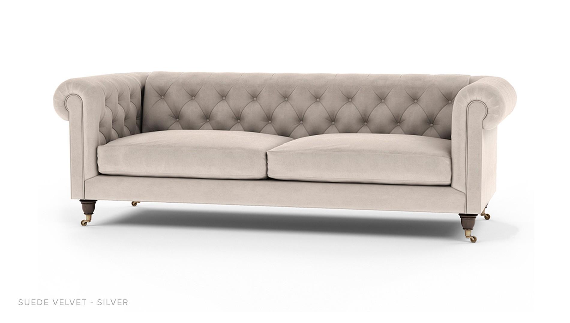 sofa chesterfield chesterfield sofa - luxdeco.com CXZSUVL