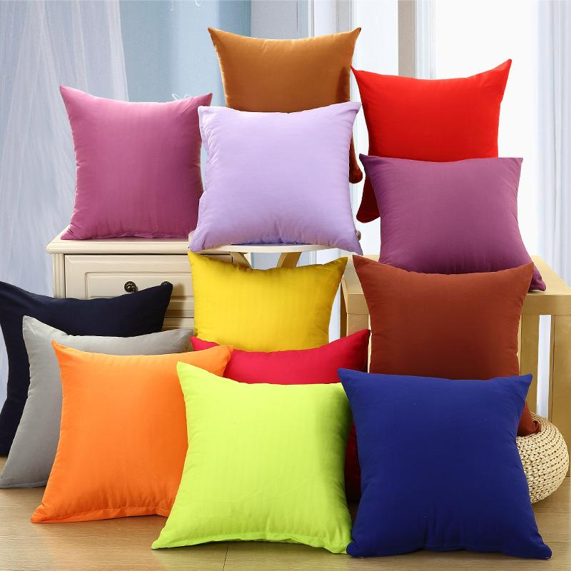 sofa cushions 12 styles wholesale candy color sofa cushion covers candy color red ARBVEST