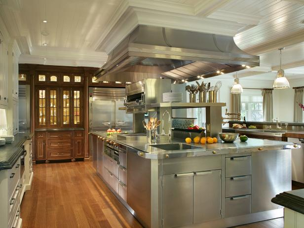 Stainless Steel Kitchen Cabinets: Perfect Choice For Everyone