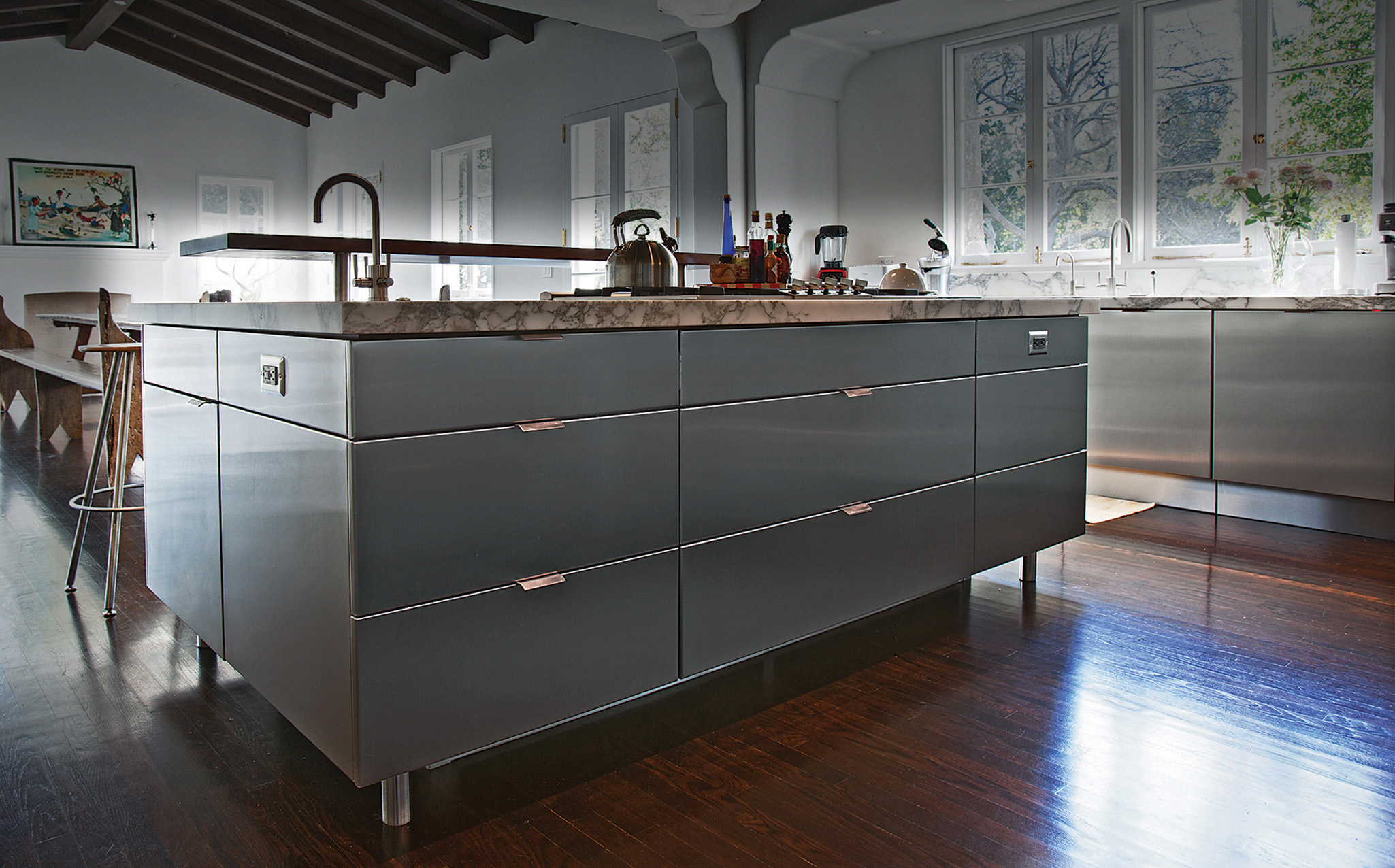 stainless steel kitchen cabinets lasertron stainless steel cabinets. indoor stainess steel kitchens ABLUSQL
