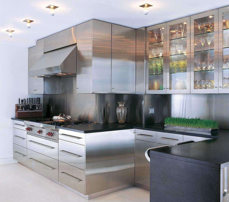 stainless steel kitchen cabinets stainless steel cabinets VFXODAK